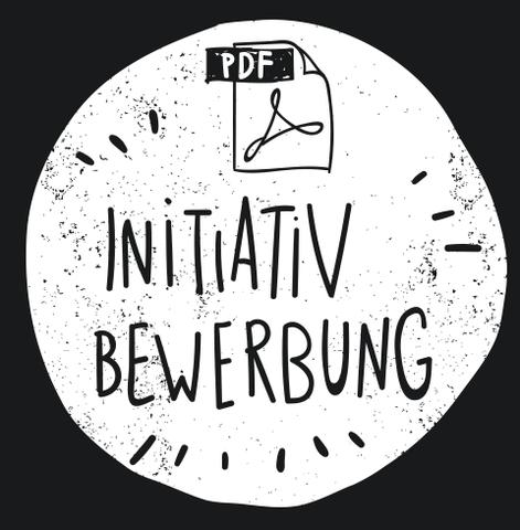 Godesburger Initiativbewerbung